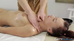 Dirty Flix - Pola Sunshine - Dream pussy deep oil massage