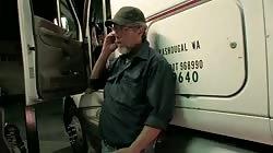Runaway sucking Trucker