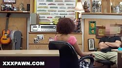 XXX PAWN - Raven Redmond Gets Sean Lawless Off To Keep The Lights On