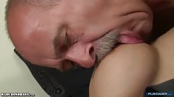 old man sugar daddy morning wood