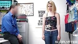 Shoplyfter Madison Haze Case No 62358417 Hostile Thief