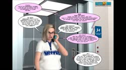 3D Comic: The Eyeland Project. Episode 24