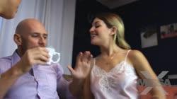 Step Dad's Wild Daughters Love Cum Adriana Chechik + Kissa Sins
