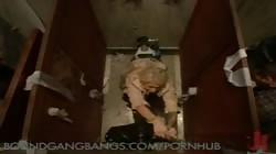 Dirty Girl, Dirty Bathroom
